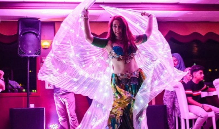 Pereme Bosphorus Dinner and Belly Dance - Non Alcohol Menu